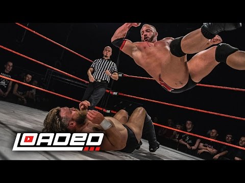 WCPW Loaded #13.5: Johnny Moss vs. Trent Seven