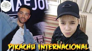 🔵 MC PIKACHU GRAVA MUSICA COM O DJ DO JUSTIN BIEBER
