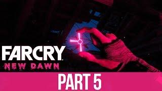 FAR CRY NEW DAWN Gameplay Walkthrough Part 5 - MEETING JOSEPH SEED