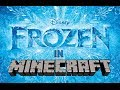 Frozen in Minecraft (Recreating Elsa's Powers Bukkit Plugin)
