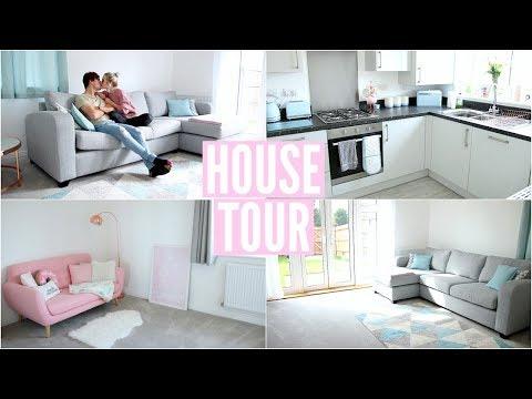 HOUSE TOUR 2017! | Sophie Louise thumbnail