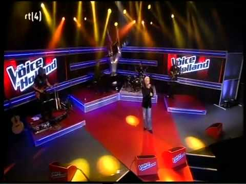 The Voice of Holland Audities - Lonny (08-10-2010)