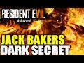 """Resident Evil 7 - Jack Bakers Dark Secret """"RE7 Baker Family Backstory"""""""