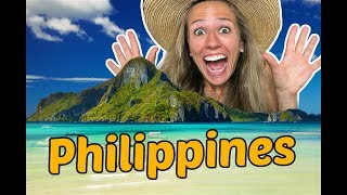 Abenteuer auf den Philippinen! Adventure on the Philippines!