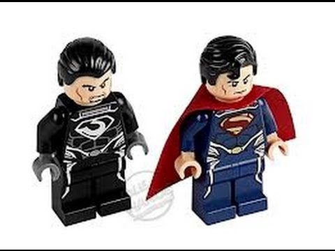 LEGO® Superman™ General Zod 76002 minifigure