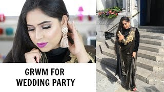 Asian/Indian/Bangladeshi  Wedding Guest Party Makeup Tutorial 2017 Shahnaz Shimul