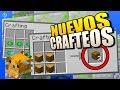 👉 10 NUEVOS CREAFTEOS DE MINECRAFT 1.13 👈