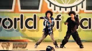 les twins-world of dance