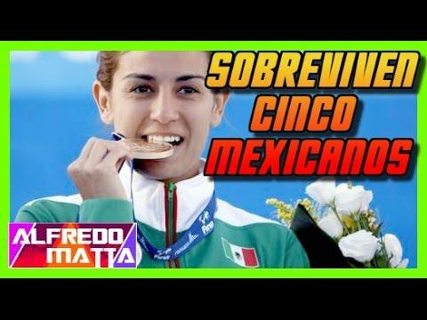 Juegos Olímpicos Río de Janeiro 2016: Solo 5 Mexicanos Avanzan