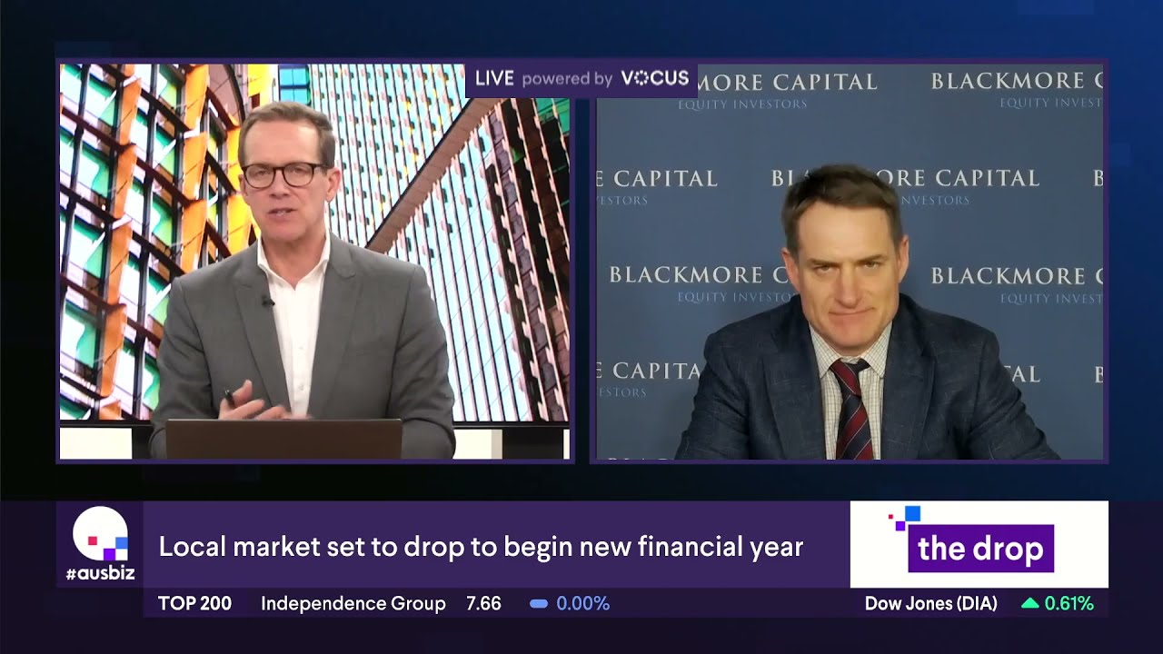 Australian Equities - Financial Year 2021 Review and future outlook
