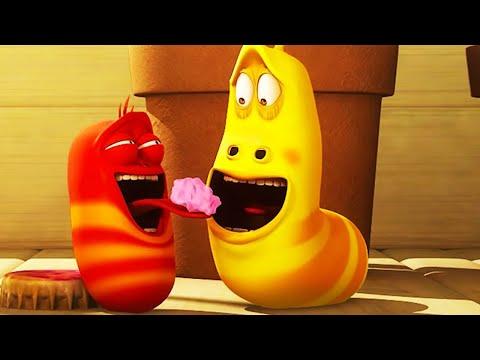 larva---goma-de-mascar-|-2017-película-completa-|-dibujos-animados-para-niños-|-wildbrain-en-español