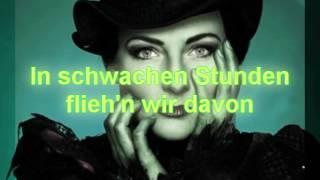 Ich bin es nicht ♪ Karaoke ♫ Wicked
