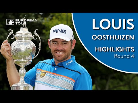 Louis Oosthuizen Winning Highlights | 2018 South African Open
