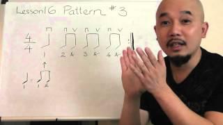 Đệm guitar căn bản 16( pattern #3)