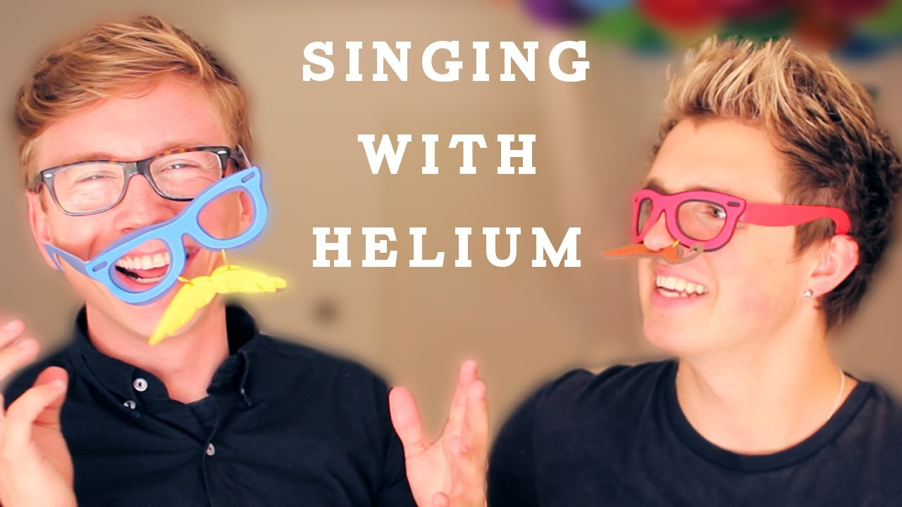 how to get helium voice without helium