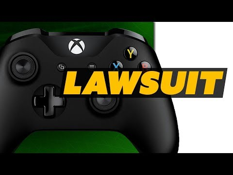 Xbox LAWSUIT - Game News