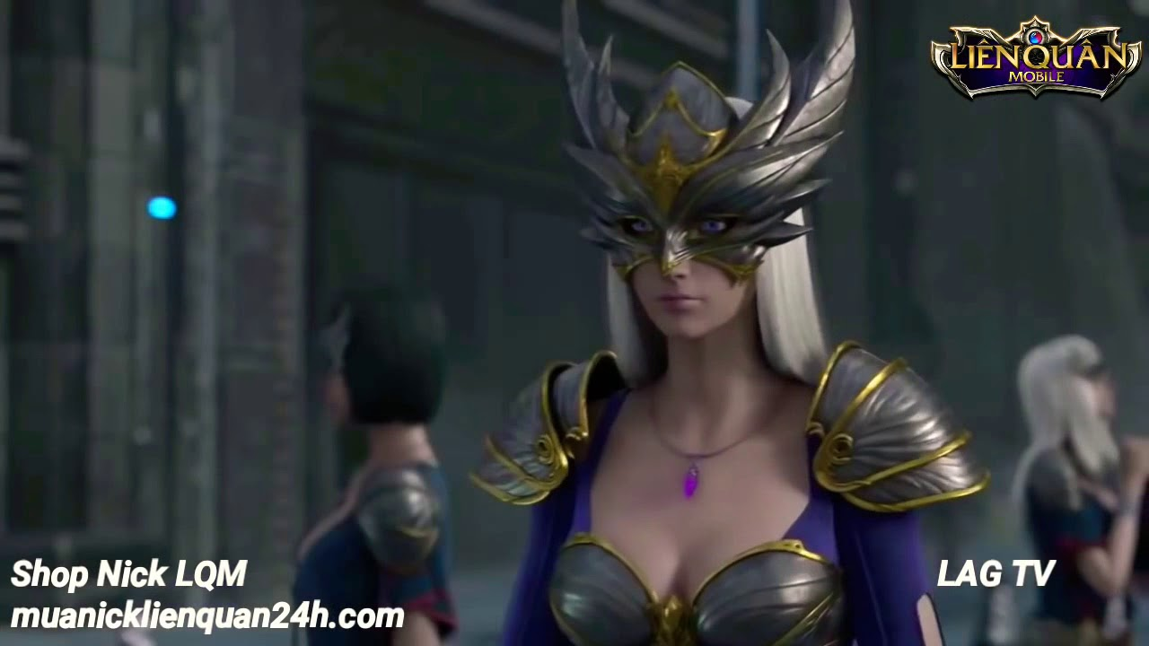 Download Arena of Valor Cinematic Trailer 3D (feat. Illumia)