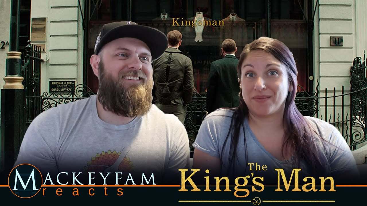 Download THE KING'S MAN | OFFICIAL TRAILER 3- REACTION and REVIEW!!!