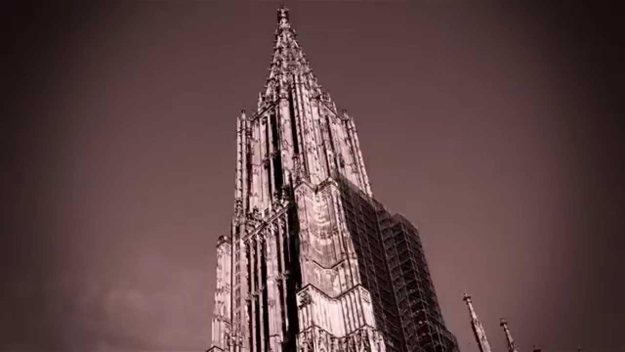 In 60 Sekunden Auf Den Höchsten Kirchturm Der Welt Youtube