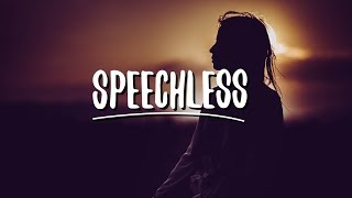 Naomi Scott - Speechless (From Aladdin) (Lyrics)