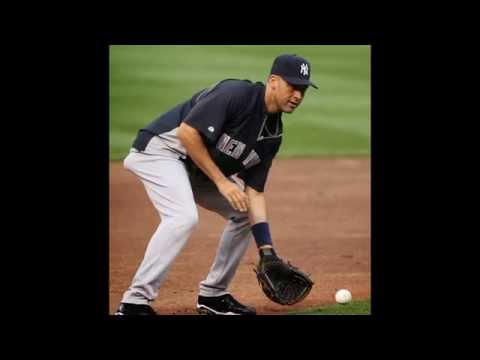 Amazing Derek Sanderson Jeter American Baseball shortstop