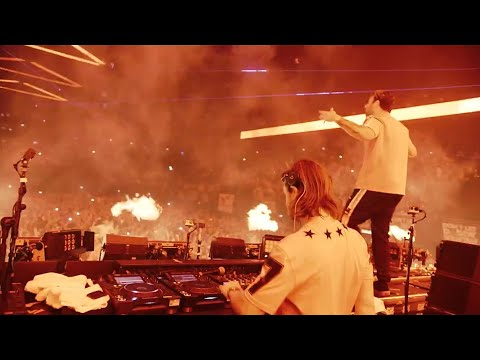 Axwell /\ Ingrosso Live @ Don't Let Daddy Know 2018