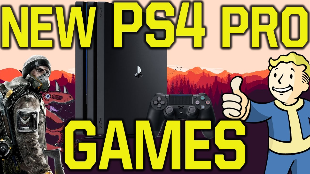 new ps4 pro games all the new playstation 4 pro games. Black Bedroom Furniture Sets. Home Design Ideas