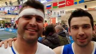 Видео Блог Антона Зимина. Поездка в Питер на PromoCup 3х3