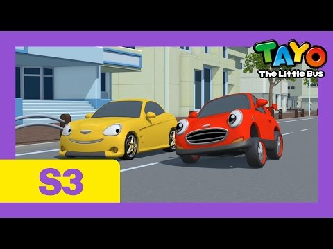 Tayo S3 EP12 We are the best with each other l Tayo the Little Bus