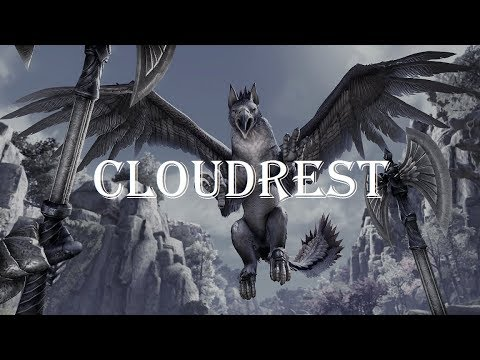 Cloudrest - New Trial (PTS) - Templar Healer