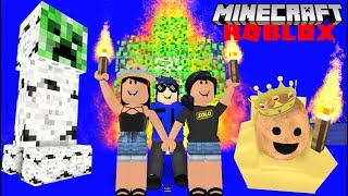 Minecraft INVADE Roblox! 🔥 Fan-Made ⭐️ #TGEternaL [EL] 🎮