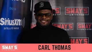 Carl Thomas Speaks on Being Signed to Bad Boy Records, Mase, Diddy & New Music | SWAY'S UNIVERSE