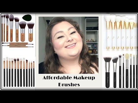 Bh cosmetics brushes amazon uk
