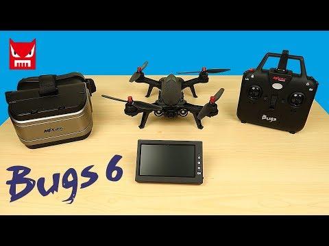 Квадрокоптер MJX Bugs