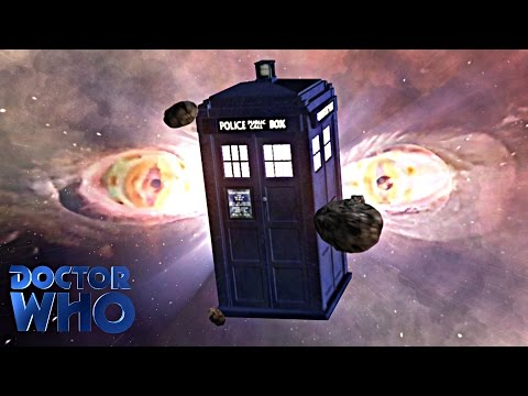 Doctor Who | TV Movie Title Sequence Recreation (1440p)