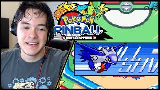 BEST GBA GAME? | Pokémon Pinball: Ruby & Sapphire