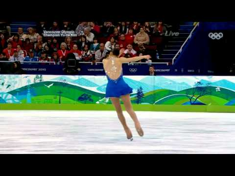 Yuna Kim LP - 2010 Vancouver Olympic Gold Medalist