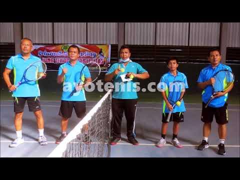 Fabian Siap Jajal Sengitnya Persaingan Turnamen ITF