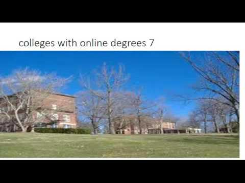colleges with online degrees 10 7