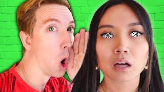 I HYPNOTIZE REGINA To Reveal Her Secrets! Daniel Gizmo Uses Lie Detector Test on Spy Ninjas Friends!