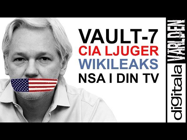Digitala Världen: Spioner är vi snart allihopa...