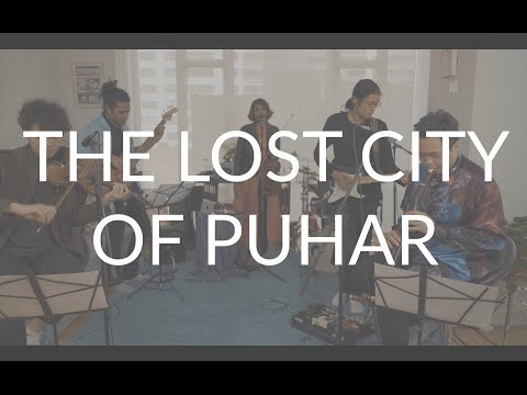 Blue Carpet Sessions - The Lost City of Puhar