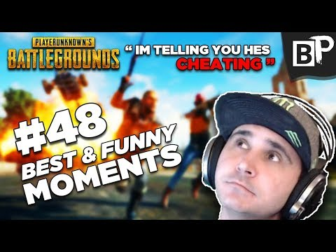 Summit1G Thinks Hes Wall Hacking - PUBG Best & Funny Community Moments #48