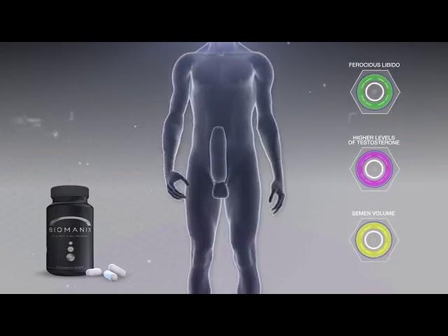 Biomanix - The Best Male Enhancement Pill - Natural Male Enlargement