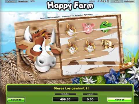 Happy Farm - Novoline Spielautomat Kostenlos Spielen