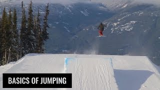 Basics Of Jumping On Skis