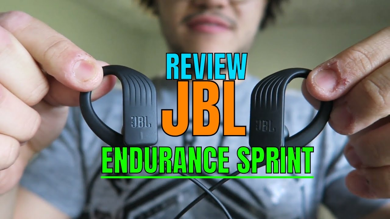 Jbl Endurance Sprint Review Youtube