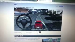 epic parking in 3D Driving Simulator On Google Earth