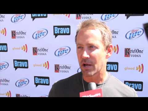 Peter Marc Jacobson Interview at GLAAD Top Chef Invasion