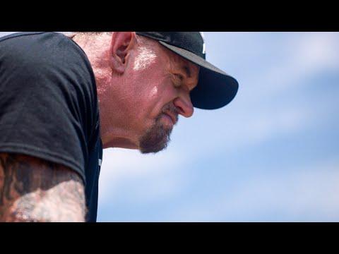 "George Strait's ""Troubadour"" helps Undertaker thank his WWE family: Undertaker: The Last Ride"